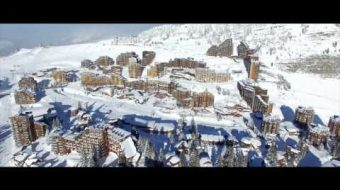Club Med – Retour Ski Avoriaz (2017) (Drone Series) Video Par Drone